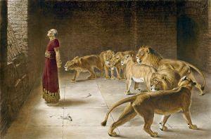 Daniel in Lions Den... Dr. Charles Stanley