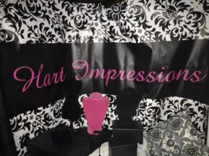 Hart Impressions... Banner display
